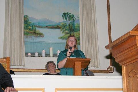 VELAS EM Igreja Batista Oak Grove http://www.oakgrovebaptistaugusta.com/index.php