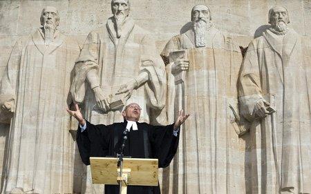 muro dos reformadores genebra
