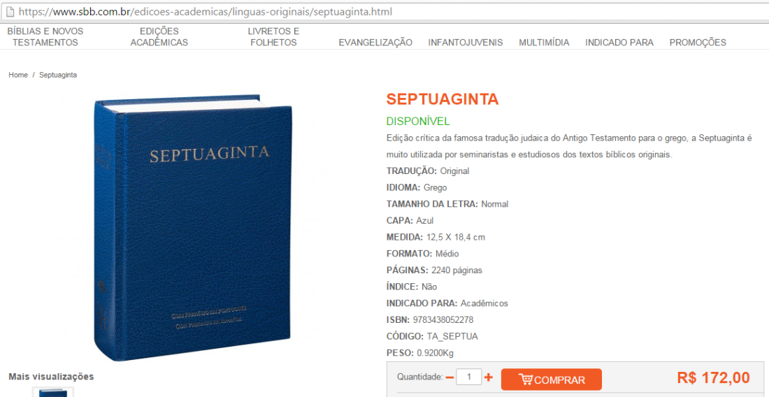 septuaginta-ssb