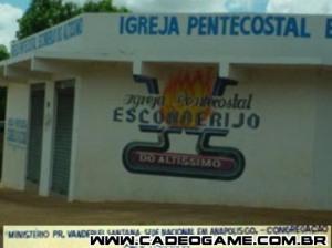 IGREJA PENTECOSTAL ESCONDERIJO DO SENHOR
