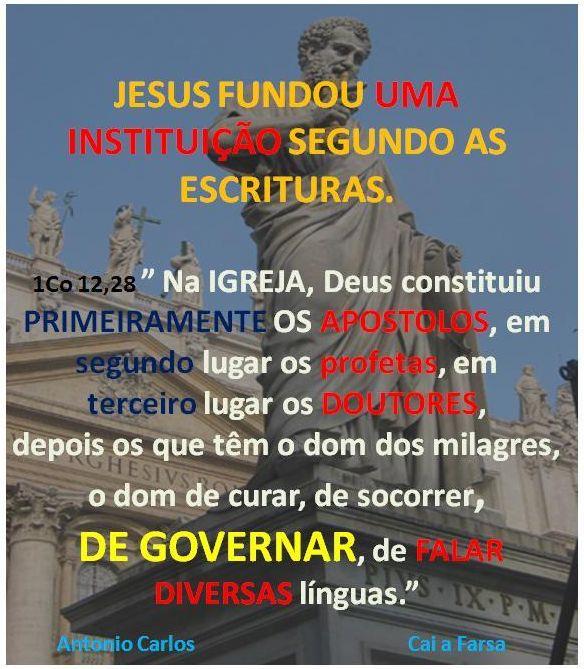 governo da igreja 23